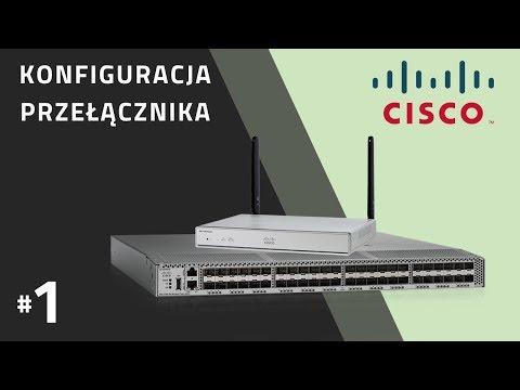 Przełącznik CISCO: Konfiguracja Haseł Dostępu, Port Security, DHCP Snooping