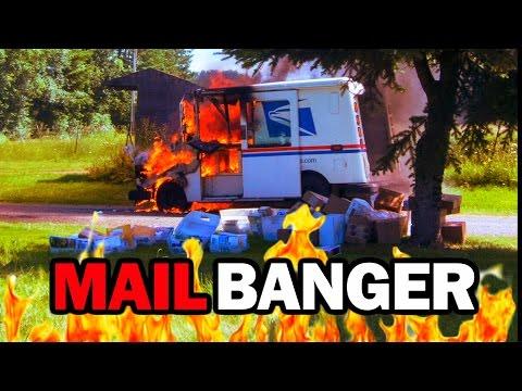 Rob Gets Glitter Bombed - MailBanger
