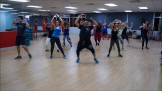 Bailame by Alex Sensation Ft. Yandel and Shaggy Zin 62 Zumba Choreo by Jorge E. Casanova