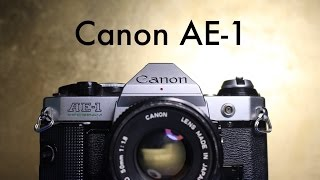 Canon AE-1 Video Manual