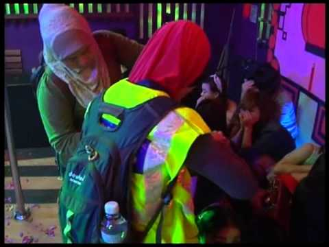 MKL Crimedesk - Gro Bawah Umur Diselamat Polis Bukit Aman