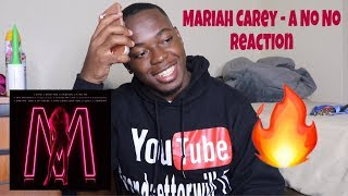 Mariah Carey A No No Reaction