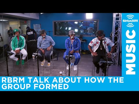 Ronnie Bobby Ricky & Mike talk about how the group formed all these years later