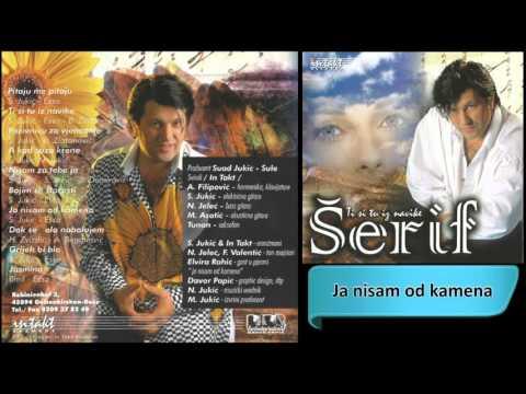 Serif Konjevic i Elvira Rahic - Ja nisam od kamena - (Audio 1997) HD