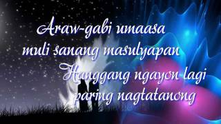 Watch Angeline Quinto Sana Ngayon Lang Ang Kahapon video