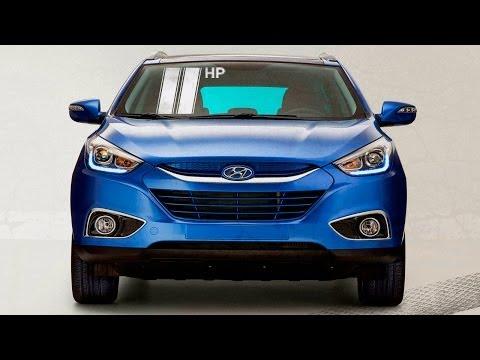 Hyundai ix35 2013, тест-драйв