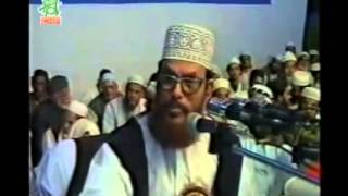 Kalima Taiyebah er Tatporjo by Allama Delwar Hossain Saidi bangla waz   YouTube