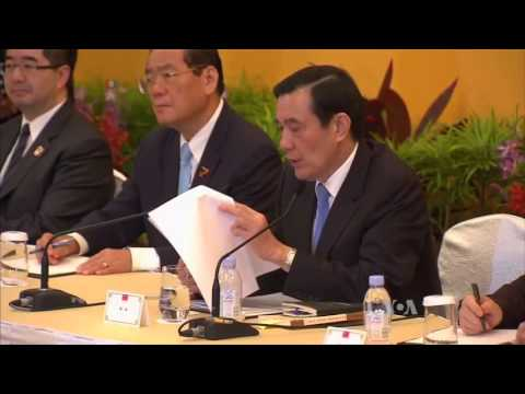 Taiwan to China: Let's Base Ties on Integrity, Respect, Goodwill