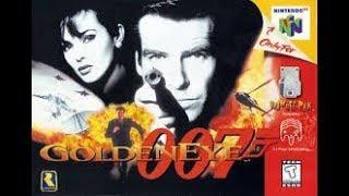 🔴[Live] GoldenEye 007 Direto do Nintendo 64!