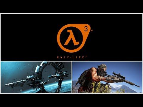 Как вам стратегия из Half-Life 3? Денежный рекорд Star Citizen | Игровые новости