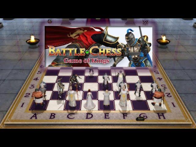 Руководство запуска: Battle Chess: Game of Kings по сети