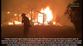 Goleta fire--flus tv