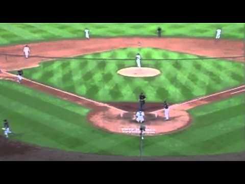 5-5   Lonnie Chisenhall HR - Tom Hamilton