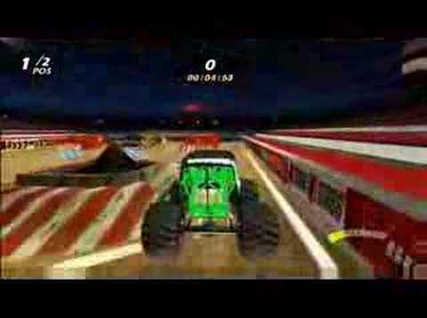 Monster Jam - Monster Jam Monster Truck Video Game Sprint Racing Music Videos