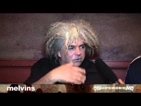 MELVINS Interview