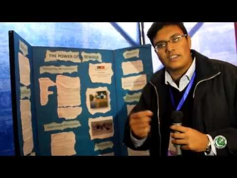 The Power Of Sewage (microbial Electricity Generator) By Abdul Rahman