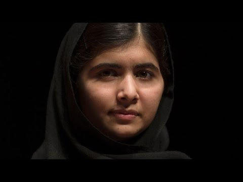Raw Video: Malala Yousafzai's entire Nobel prize speech