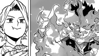 Aoyama is a Misdirection Nothing More - Boku no Hero Academia Chapter 167 Manga Review