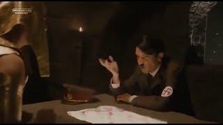 هتلر القذافي الحساب و العقاب للعبرة