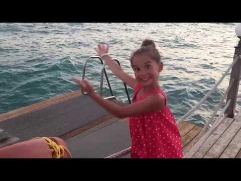 Tatil Vlog 3 Antalya Ecrin Su Çoban