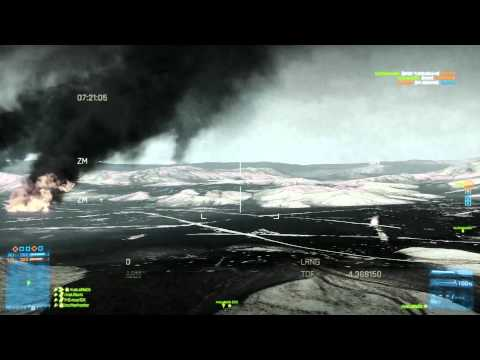Battlefield 3 Chopper Gunner + TV Missile
