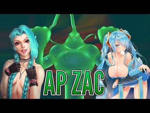 The Adventures of Full AP: Zac
