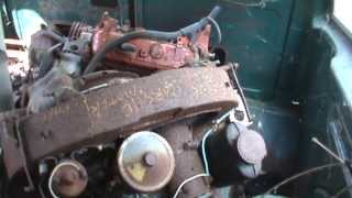 porsche engine found in junk yard