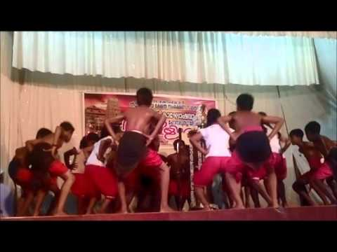 Poorakali By Paalazhi-pala Kozhuval Bhagavathi Kshethra Poorakali Sangam (boys &girls)  Part -2 2 video