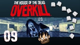 Typing of the Dead: Overkill #009 - Endstation im Sumpf [FullHD] [deutsch]