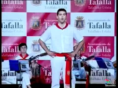 CERTAMEN JOTAS TAFALLA- CANAL 6 NAVARRA- PARTE 2