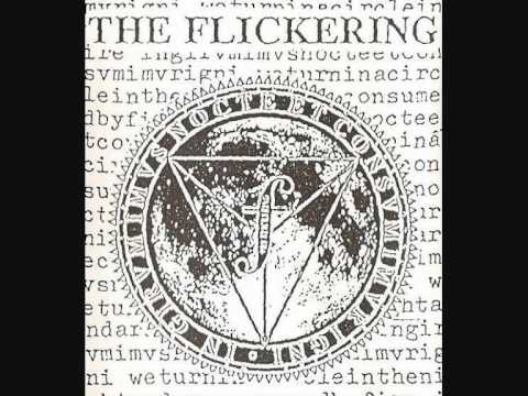 the flickering - candles
