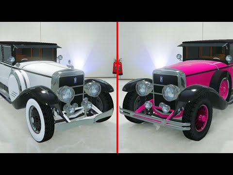 GTA 5 Online - Roosevelt Vs Roosevelt Valor Comparison! Which is better? (GTA 5 Valentines Update)