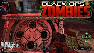 First SOLO Run on VOYAGE OF DESPAIR! Call Of Duty Black Ops 4 Zombies