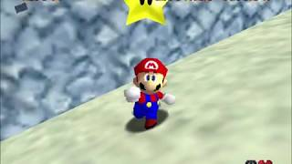 Super Mario 64: Episodio 4 escorregando no gelo