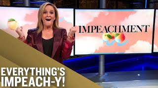 Trump's Impeachment Hearings Aren't Going Well...If You're Trump | Full Frontal on TBS