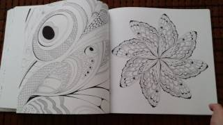 Joyous Blooms To Color Coloring Book