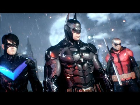 Batman: Arkham Knight - All Who Follow You Trailer (Official)