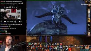 Alcast reacts to Asmongold reacting to Nixxioms video about ESO Endgame
