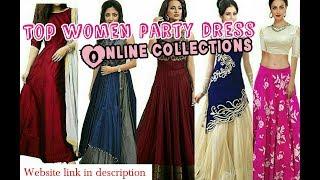 Top 5 women Dresses for party_2018_Buy online