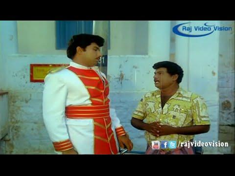 Goundamani Sathyaraj Comedy | Velai Kidaichiduchu | Tamil Movies