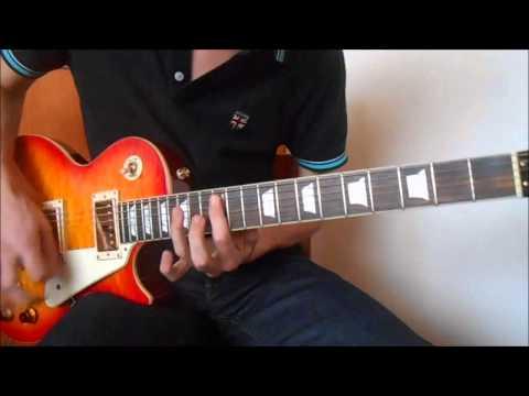 Ca c'est vraiment toi (Telephone) Guitar Cover (guitare 2)