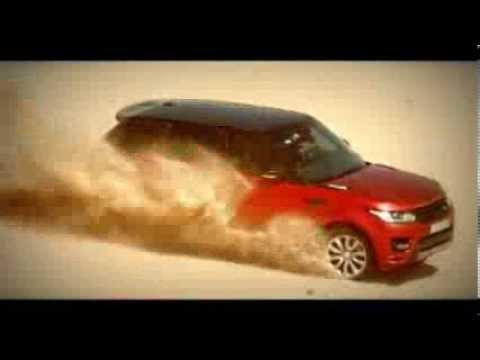 Range Rover Sport Empty Quarter Desert Saudi Arabia