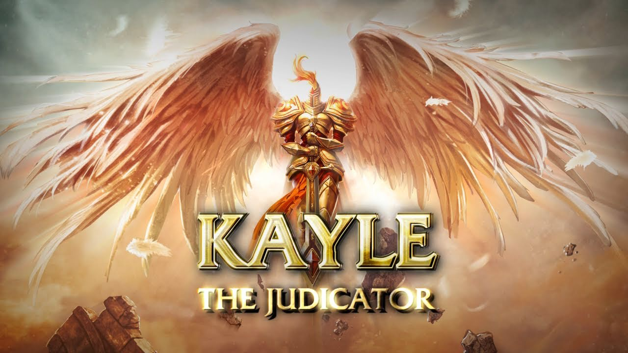 Kayle: League of legends