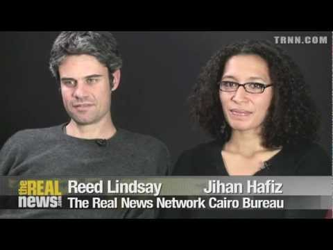 Meet Jihan Hafiz and Reed Lindsay, TRNN Cairo Correspondents
