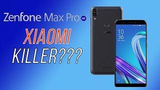 Asus Zenfone Max Pro M1: Xiaomi Killer mới?
