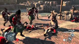 Assassins Creed 3 - Boston Gameplay Walkthrough