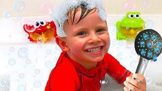 Bath Song Nursery Rhymes Songs For Kids