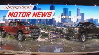 Motor News: 2019 Chicago Auto Show