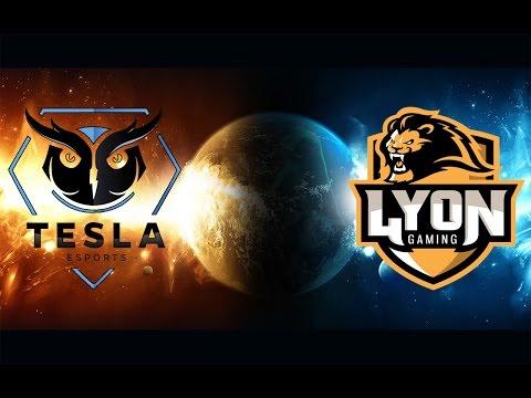 Tesla E-Sports Vs Lyon Gaming Match 2 Copa Latam