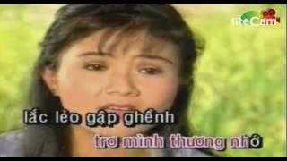 VọngCổ_ Hương Tóc Mạ Non (Hát với Bé Xấu) karaoke